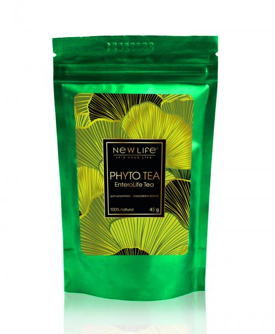 PHYTO TEA | EnteroLife Tea | Фито чай | для желудочно-кишечного тракта